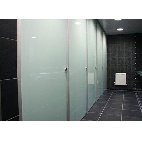 Bathroom Partition Glass Door