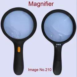 Hand Held Magnifier