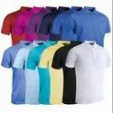 Men''S Plain White Polo T Shirt