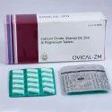Calcium Citrate Vitamin D3 Zinc and Magnesium Tablets