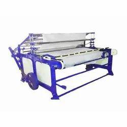 Single Folding Plaiting Machine