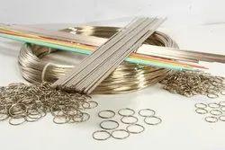 Silver Brazing Rods / Foil 25% ALFA207A