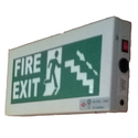 Exit Sign (green) Without Battery Backup