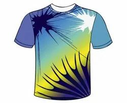 1 Day Polyester Jersey Printing Service in Pan India, Dimension / Size: Upto 70