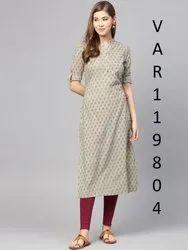 Varanga Designer Cotton Kurti