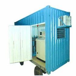 Hydraulic Flushing System