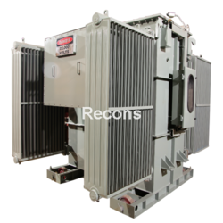 Large Power Higher Efficiency Transformer