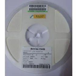 1206S4J0102T5E Royalohm Chip Resistor