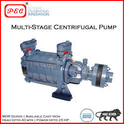 Multi-Stage Centrifugal Pump