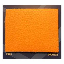 Orange Outdoor PVC Sports Flooring