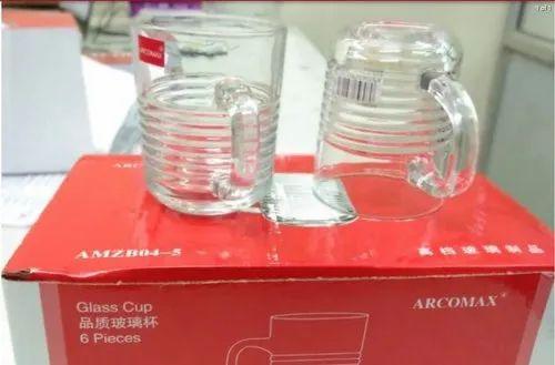 Tranaparent Arcomax Tea Mug - Amzb04-5