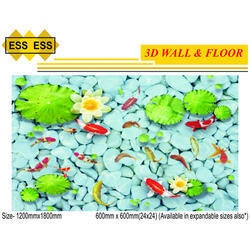 ESS ESS Ceramic 3D Wall And Floor Tile