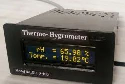 Hygro Thermometer Model No. OLED - 400