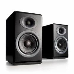 Black Portable Computer Speaker, 1kg