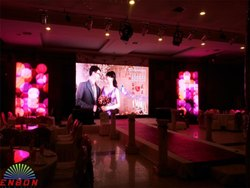 Wedding LED Display Screen