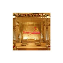 Designer Marriage Mandap