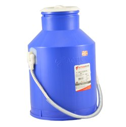 15 Ltr String Handle Plastic Milk Can
