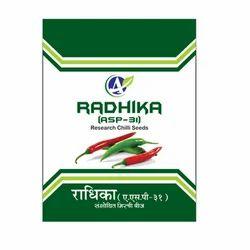 Radhika Research Chilli Seeds
