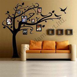 Tree Photo Stencil