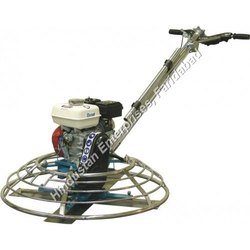 Concrete Power Trowel Floater Machine with Engine
