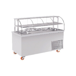 Servery Food Counter