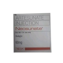 60 Mg Artesunate Injection, Neon