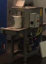 Front Loading Industrial Trays Washer