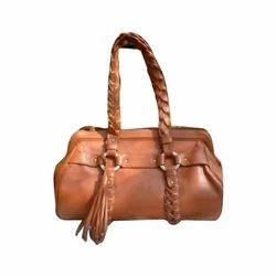116c7efcd Ladies Leather Handbags in Jaipur, महिलाओं का चमड़े ...