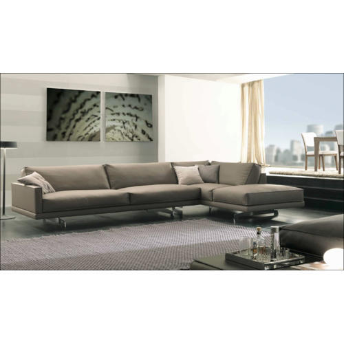 Leatherite Grey Latest Sofa Set