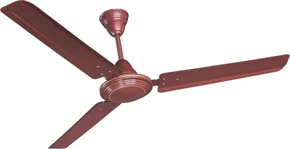 Crompton Brown Ceiling Fan, Hill Breeze, Pack Of 2