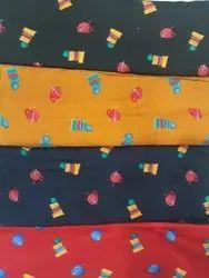 Designer Printed Cotton Fabric