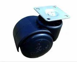 Plate Type Wheel Nylon Caster