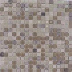 Capstona Glass Mosaics Crema Vetro Tiles