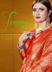 YNF Tamara Silk Vol-2 Banarasi Silk Saree