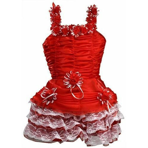 702f93a385bf Baby Girls Stylish Frock at Rs 500  piece