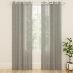 Gaurika Printed Designer Sheer Curtains