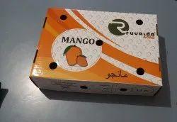 Punching Fruit Packing Box