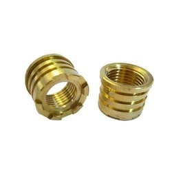 CPVC Fittings Brass Inserts for Pipe Fitting