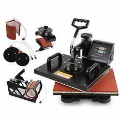 6 In 1 Sublimation Heat Press Machine