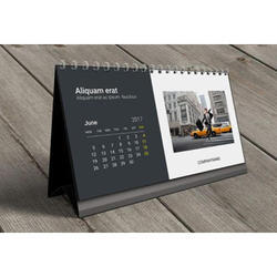 Cardboard Table-Calendar Printing
