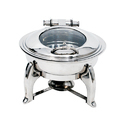 Round Hydraulic ( Eco.) Chafing Dishes