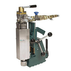 Pneumatic Magnetic Drilling Machine