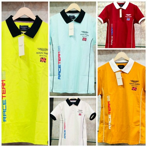 Aston Martin T Shirt Price Rs 1399 At Rs 1399 Piece Guru Nanak Enclve New Delhi Id 22454886130