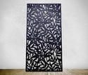 Tiger Lily Botanical Laser Cut Metal Screens and Sheet Boards