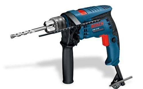 BOSCH- Impact Drill Bosch GSB 13 RE Professional, 600