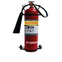 Success Mild Steel 22.5 Kg CO2 Fire Extinguisher