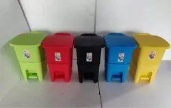 Pedal Plastic Garbage Bin