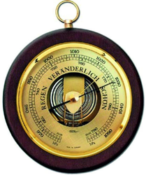 Altimeter Manual Barigo