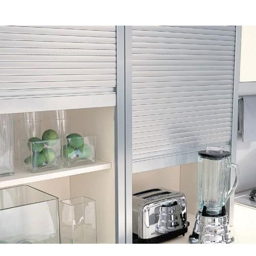Modular Kitchen Shutter