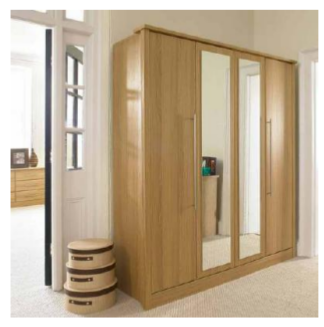 Wardrobe Interior Storage At Rs 25000 Piece